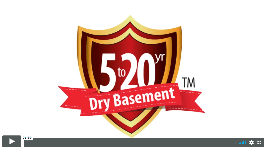 Benefits of the Lux Dry Basement Warranty